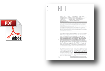 Guidelines for usage of CellNet